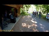 кавер группа LES-BAND (Я хочу танцевать & Любите девушки / Проект Уличные Музыканты (26.05.18))