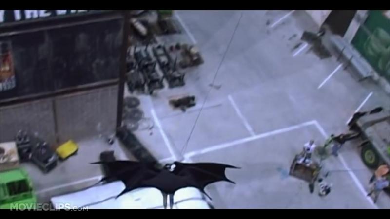 Batman Begins Behind The Scenes - Stunts (2005) - Christopher Nolan Movie HD - копия