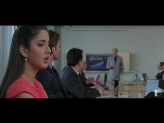 Deleted scene 4 ¦ samar learns english... meera learns punjabi ¦ jab tak hai jaan ¦ shah rukh khan