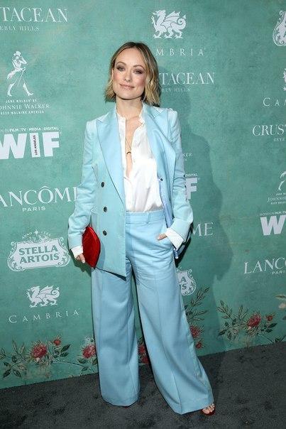 #News Эмма Стоун, Марго Робби и другие звезды на вечеринке в честь номинанток на «Оскар»