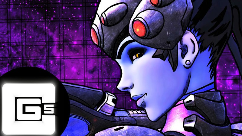 Overwatch Widowmaker ONE SHOT ONE KILL Trap Remix CG5 The Great Dolvondo