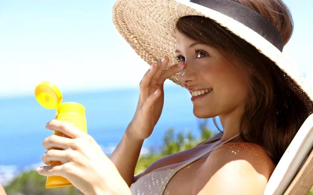 Защищаем кожу на отдыхе