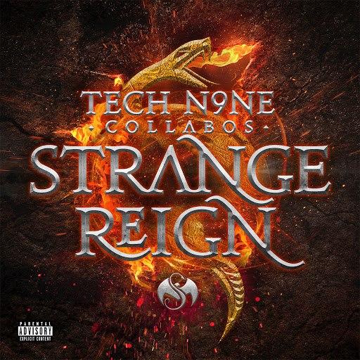 Tech N9ne альбом Strange Reign