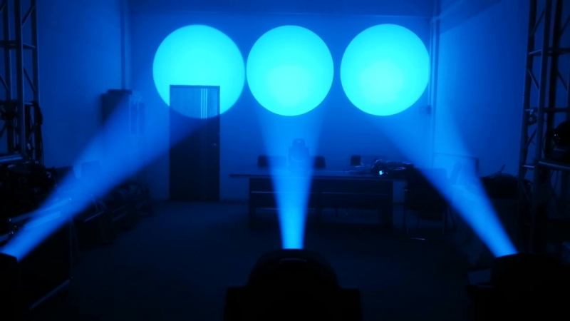 LED SPOT BEAM 200W MOVING HEAD