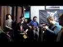 Stonehenge ev sistr acoustic cover 17 03 2018