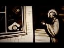 Песочная анимация Святой Николай.(Ксения Симонова)