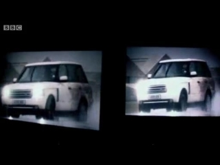 Джереми тестирует три спортивных SUV: BMW X5M & AUDI Q7 V12, RANGE ROVER V8 (часть 2)