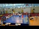 соревнования по боксу Олимпийские надежды-Покровское. Учавствует женская сборная нижегородской области по боксу.Бой нижегородки