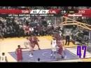 Kobe Bryant - 81 points (All Shots)