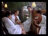 Ирония судьбы, или с легким паром! в бане? за женю надо выпить, доктор отказывается пить за здоровье.