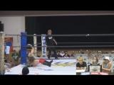 Misaki Ohata vs. Yuki Miyazaki (WAVE - Osaka Rhapsody Vol. 34)