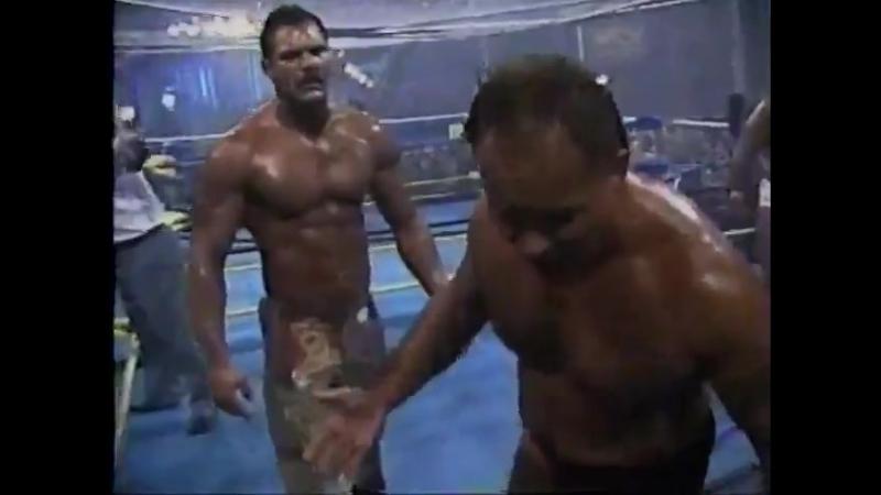 WWE Mania WCW 92 05 17 WarGames WrestleWar