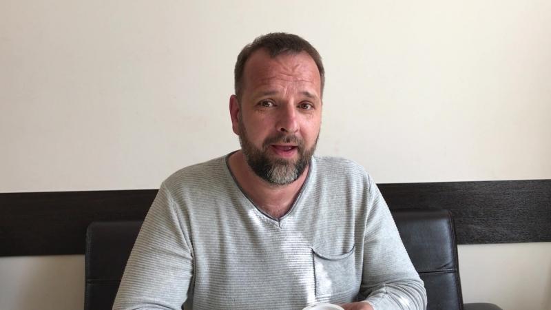 Рискует, но печется- пастор Сергей Лукьянов