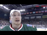 Алексей Потапов о победе в Кубке Гагарина