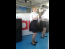 1 сентября 2017 года Марина Бирваген и Анастасия Юденко Теплоход Волга 2 Песня Салажата