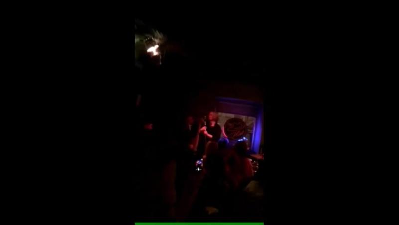 Кристина Крымских Gee babe The Hat bar jam session