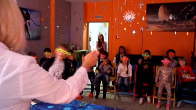 Программа научного шоу профессора Николя Для самых маленьких