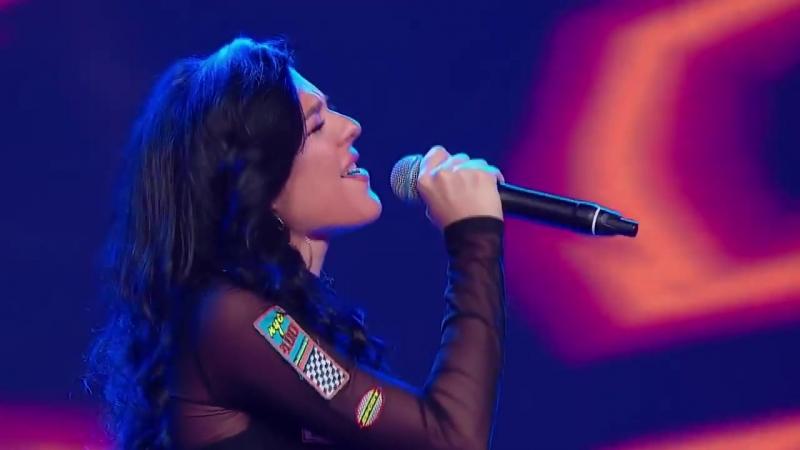 Duel- 2Pac - California love. Vezi interpretarea Anastasiei Sandu, la The Four - Cei 4!