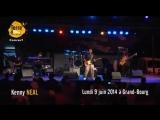 KENNY NEAL au Festival TDB2014 + RV 16