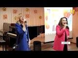 Новости UTV. В Салавате состоялся творческий вечер Ломовцевой Юлии и Лукинской Виктории