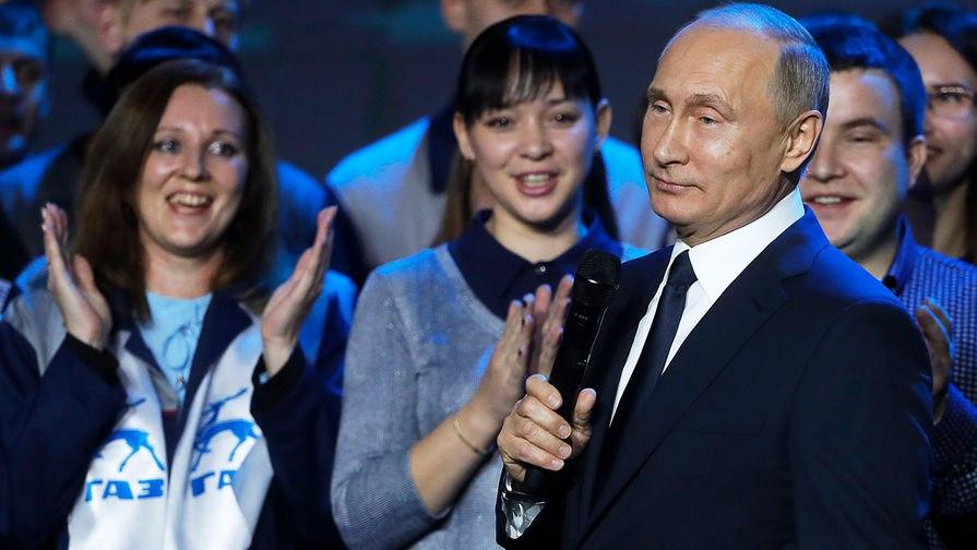Путин примет участие в президентских выборах
