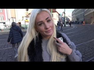 Daisy Lee (Czech Streets 109) amateur street sex porno