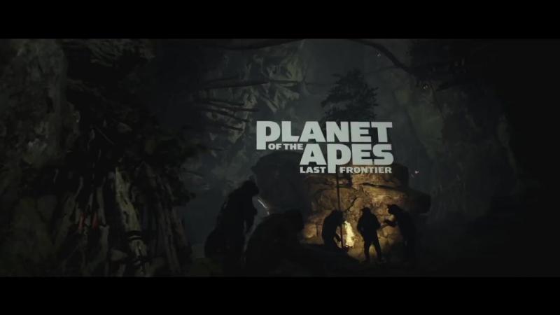 ЗИМА БЛИЗКО! ● Planet of the Apes: Last Frontier 1 на русском языке!