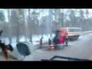 Зимник Усть-Кут-Мирный 2017 февраль