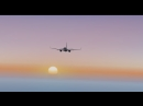 Xplane11 Пулково Кольцово Flybird Int