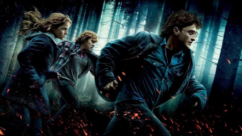 🎬Гарри Поттер и Дары Смерти. Часть 1 (2010) HD