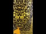 Шайтан на коврике длЯ намаз (2)