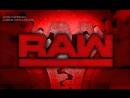 |WVW| Monday Night Raw Opening Intro Pyro