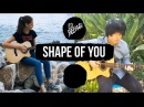 Shape of you - Ed Sheeran (fingerstyle guitar cover by Josie Stickdorn & Hajun Lee)