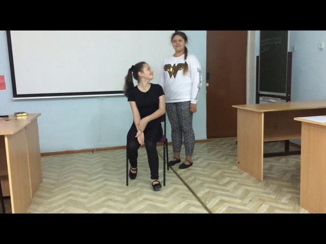 Уроки актёрского мастерства в школе моделей URAL MODELS