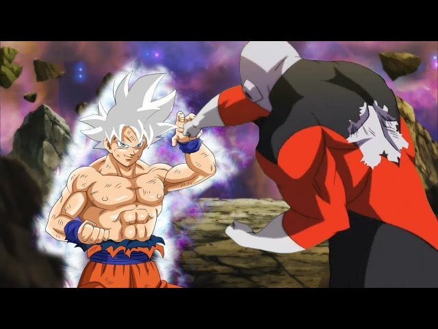 Goku Silver Ultra Instinct vs Jiren Episode 129 Dragon Ball Super AMV