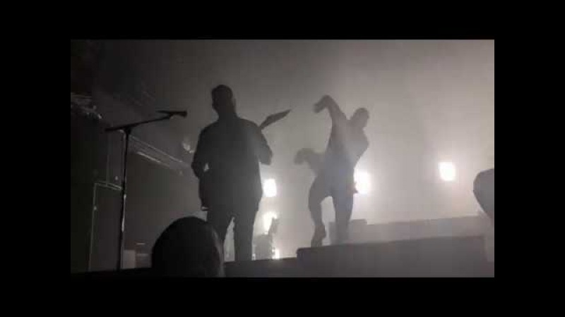 1 - Panasonic Youth Destro's Secret - The Dillinger Escape Plan (Live in New York City - 12/27/17)