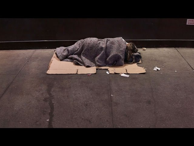 10 Minutes: Homelessness in America