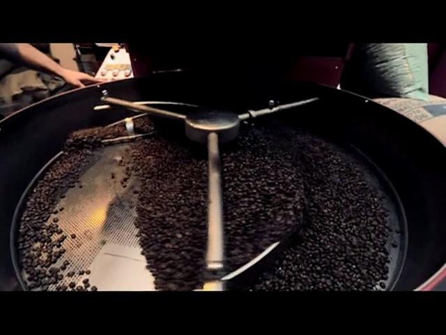 Секреты обжарки кофе традиции с 1879 года Бразилия