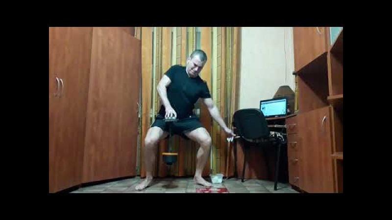 Anton Naumtsev CRAB4 LIFT 12, 6 kg - 21 reps