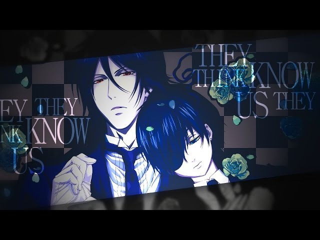 We don't show our love || Sebastian Ciel