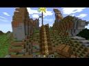 Самое большое метро в Minecraft Серия 24 Линия электрички