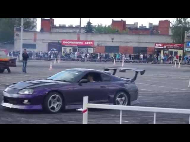 Авто-Шоу 2014 (Псков) - Дрифт
