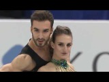 Gabriella PAPADAKIS  Guillaume CIZERON SD - Grand Prix Final 2017