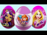 22 Surprise Eggs, Spiderman, Sofia, Barbie, Trolls, My Little Pony , Angry Birds and more eggs