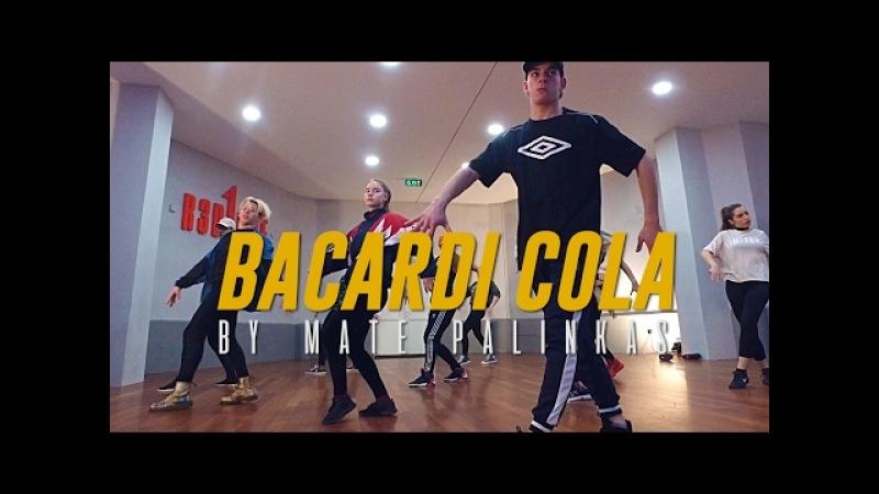Irie Maffia ft. MC Kemon BACARDI COLA Choreography by Mate Palinkas