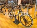 Двухколесный привет из прошлого - найденный на чердаке велосипед стал ценным му ...