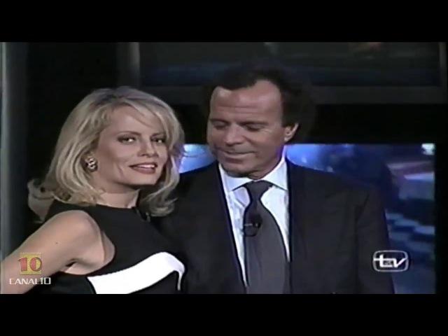 «Julio Iglesias en Buenas Noches Cecilia» de UCTV / Canal 13 (20 Abril 1997 ~ Completo)