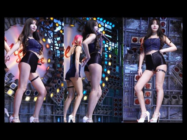 171022 포켓걸스(Pocket Girls) (연지) - 빵빵 [동대문 밀리오레 신·발 프로젝트]【직캠/fancam】