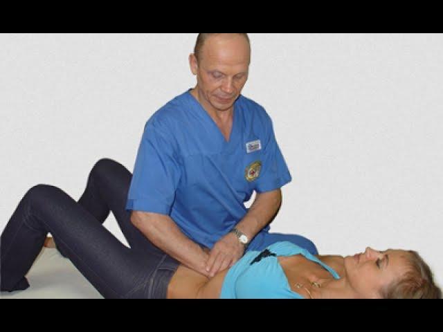 Терапия руками! Исцеление массажем живота! Огулов(5часть из 6)