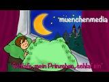 Schlafe, mein Prinzchen, schlaf ein - Kinderlieder deutsch Schlaflieder deutsch - muenchenmedia